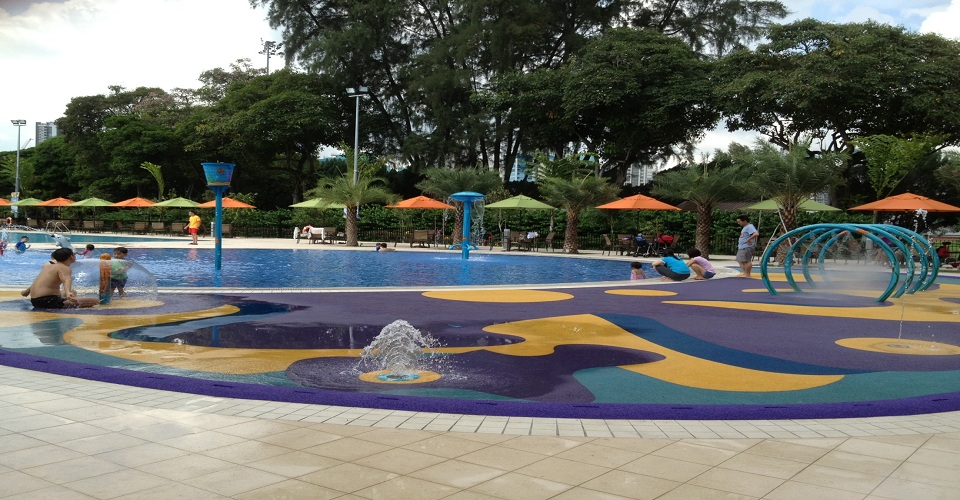 Safra Toa Payoh Wet Play